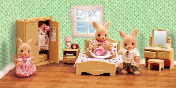 Parents Bedroom Set - 2