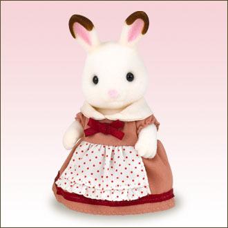 ショコラウサギのお母さん - 1