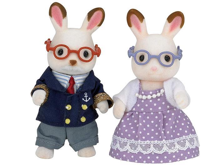 ショコラウサギのおじいさん・おばあさん - 3