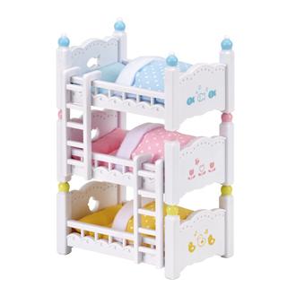 赤ちゃん三段ベッド - 2