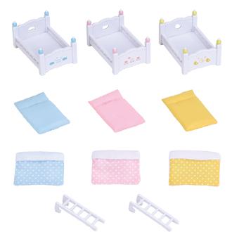 赤ちゃん三段ベッド - 3