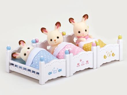 赤ちゃん三段ベッド - 5