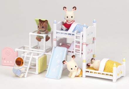 赤ちゃん三段ベッド - 6