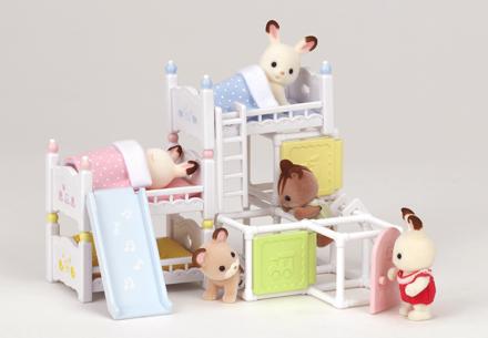 赤ちゃん三段ベッド - 7