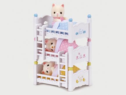 赤ちゃん三段ベッド - 8