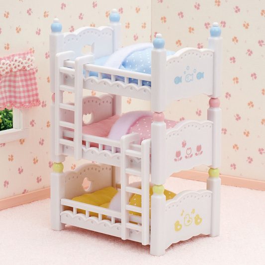 赤ちゃん三段ベッド - 11