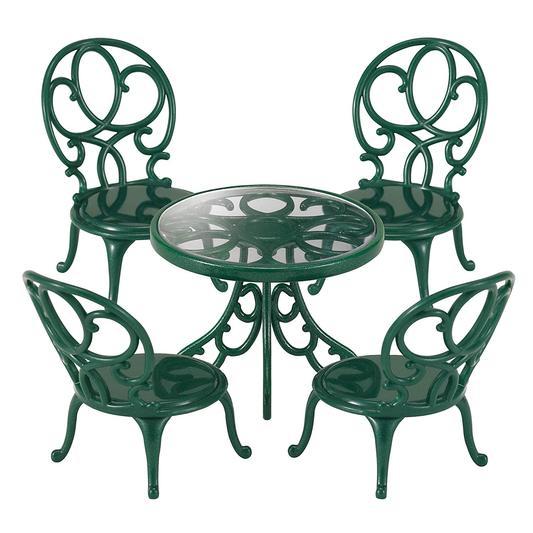 ガーデンテーブルチェアーセット - 7
