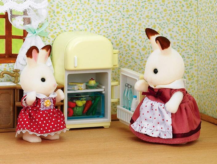 ショコラウサギのお母さん 家具セット - 4