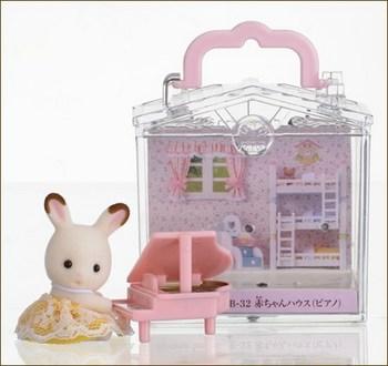 赤ちゃんハウス(ピアノ) - 2