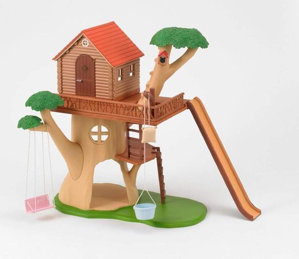 にぎやかツリーハウス - 10