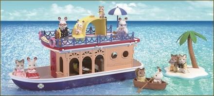 大きな海のクルーズボート - 11