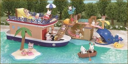 大きな海のクルーズボート - 10