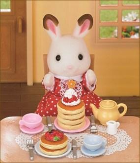 ふわふわパンケーキセット - 3