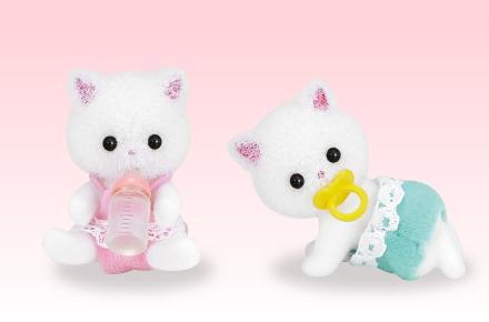 牛奶貓雙胞胎 - 3