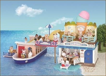 海辺のアイスクリームパーラー - 8