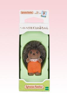 ハリネズミの赤ちゃん - 3