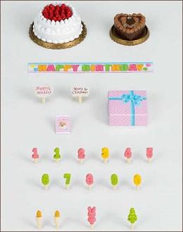 バースデーケーキセット - 5