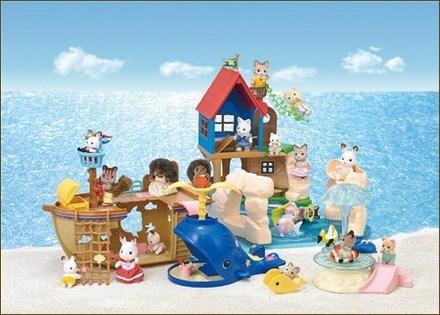 Secret Island Playhouse - 7