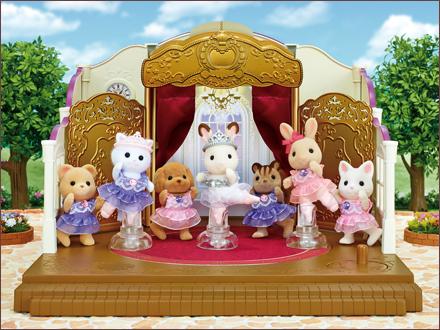 森のバレエ劇場 - 1