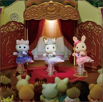 森のバレエ劇場 - 8