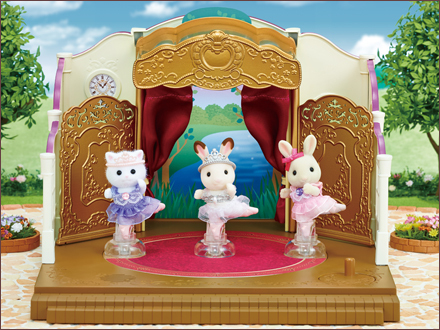 芭蕾人偶組 - 4