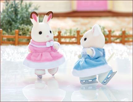 溜冰人偶組 - 4