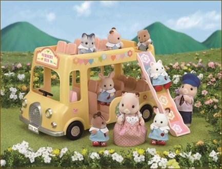 森林幼稚園校車 - 9
