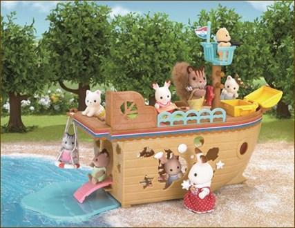 海辺のお船であそぼ - 4
