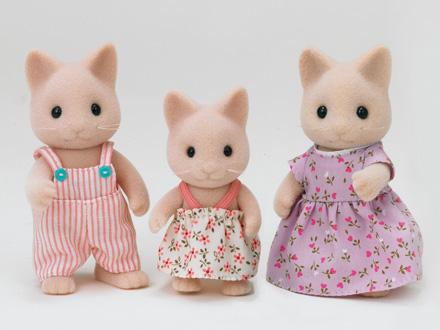 Família dos Gatos - 3