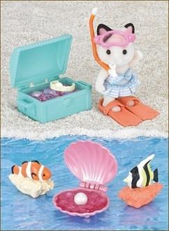 Seaside Treasure Set