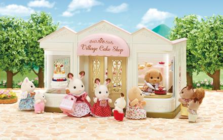 森林蛋糕店 - 12