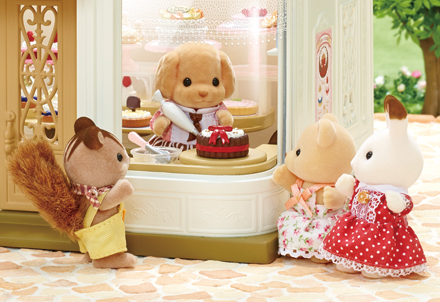 こだわりパティシエのケーキ屋さん - 6