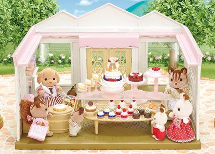 こだわりパティシエのケーキ屋さん - 1