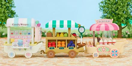 森林水果車 - 10