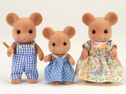Família dos Ratos - 3