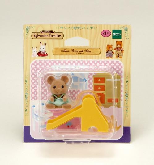 Bebê Rato com Escorregador - 3