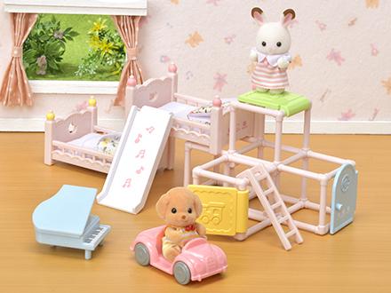 にこにこ赤ちゃん家具セット - 1