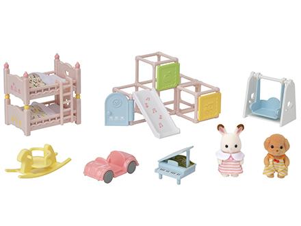 아기 놀이방 가구 세트 - 3