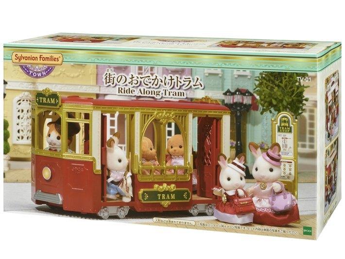 森林小鎮電車