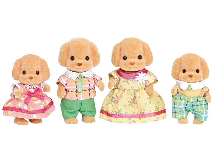 Toy-Pudel: Familie Wuschl - 3