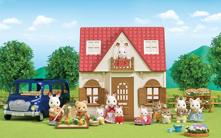 森林家族小紅屋 - 9