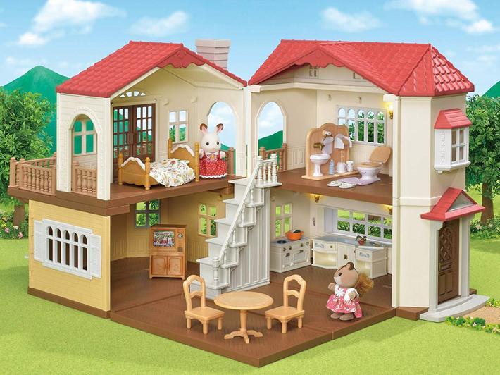 赤い屋根の大きなお家 おすすめ家具セット - 8