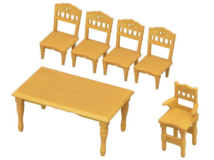 森林家族餐桌套裝(新版) - 5