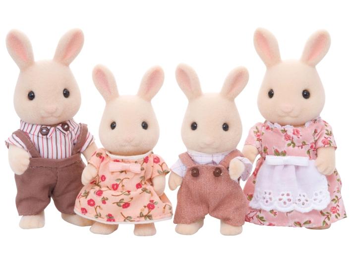 Sweetpea Rabbit Family - 1