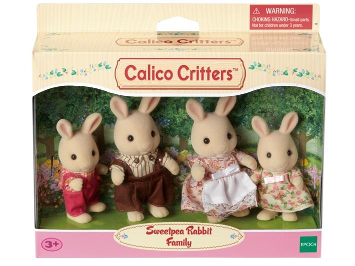Sweetpea Rabbit Family - 2