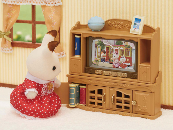 森林家族電視櫥櫃套裝(新版) - 5
