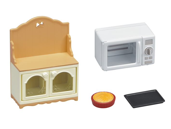 微波爐櫥櫃套裝 - 6