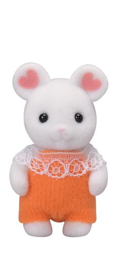マシュマロネズミの赤ちゃん - 2