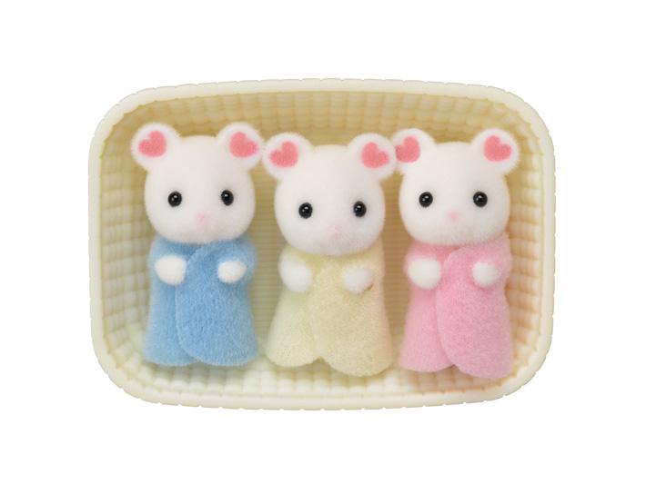 棉花糖鼠三胞胎 - 2