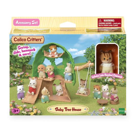 Baby Tree House - 7